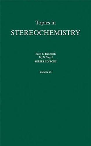 Topics in Stereochemistry: v. 25