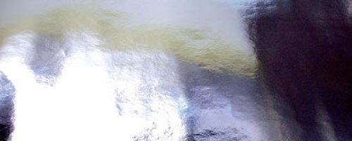 Selbstklebende Spiegel Folie 200 cm x 45 cm