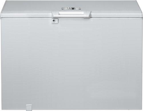 Bauknecht GTE 405 StopF A2 Gefriertruhe  A  Gefrieren: 390 L  weiß  StopFrost  Supergefrierfunktion