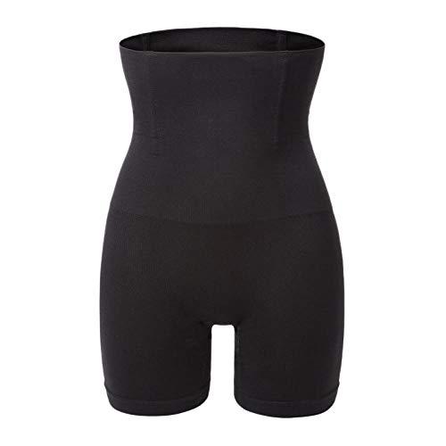 love+djl Eng Anliegende Unterwäsche,Frauen-Postpartale Kontrollkörper-Unterwäsche-Körper-Sculpting-Unterleib-Reduzierungs-Gewichts-Verlust @ Black_S -
