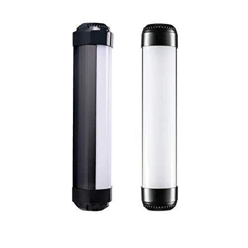LED Camping-Licht, multi-magnetisch, zum Karpfenangeln, Bivvy Light Duo mit Power-Bank-Funktion, Telefon, 5000mAh, rotes und weißes Licht