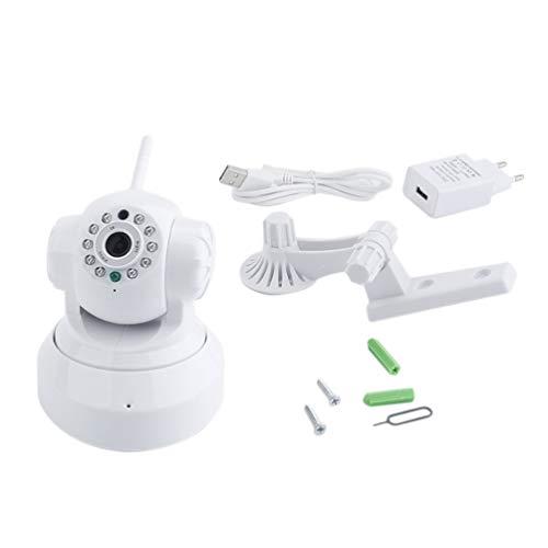 CHOULI 5100 720P / 5100S 960P IP-Kamera für drahtlose Netzwerke Nachtüberwachung Weiß Kamera Web-monitoring