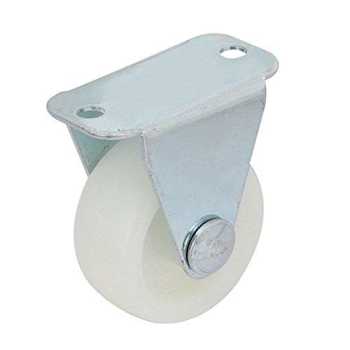 Preisvergleich Produktbild sourcing map 1.2-Zoll Durchmesser PP Transportrollen Lenkrollen Möbelrolle Schwenkrollen