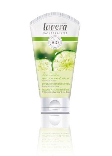 Lavera, Lait Corps Raffraîchissant verveine Bio et Limette Bio, 150 ml