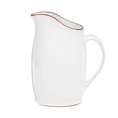 Kitchen Accessories Calisto White Glazed Terracotta Simple And Stylish from prime furnishing