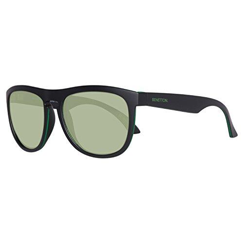 United Colors of Benetton Herren BE993S01 Sonnenbrille, Schwarz (Black), 55