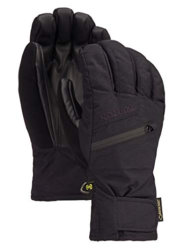 Burton Herren Gore Handschuhe, True Black, M -