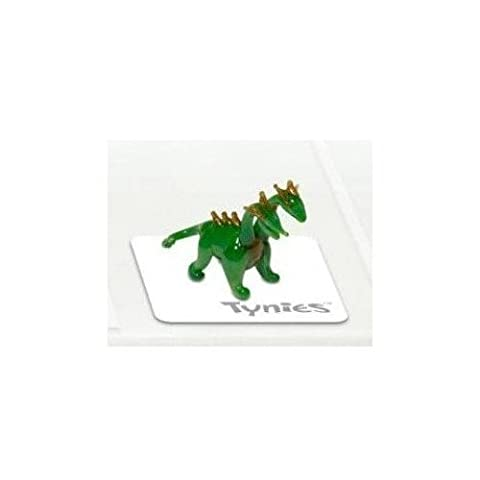 MIX The 2 Headed Dragon - Tynies Miniature Glass Figurine