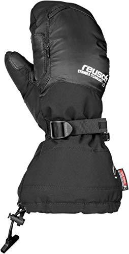 Reusch Chamber II Mitten Handschuhe, Black, 8.5
