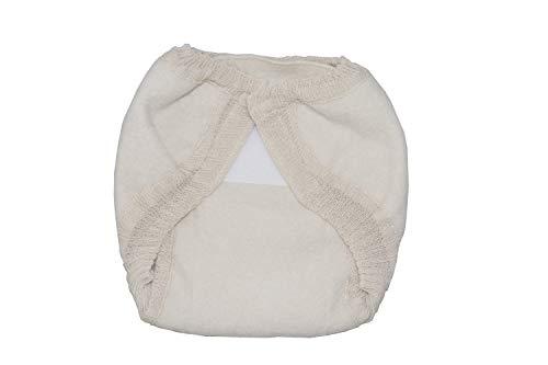 Disana 33101XX Salopette in lana naturale