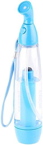 PEARL Wassersprüher: Pumpdruck-Wasser-Zerstäuber zur Abkühlung an warmen Tagen, 75 ml (Wassersprayer) -