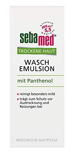 Sebamed Trockene Haut Wasch-Emulsion, 3er Pack (3 x 200 ml)