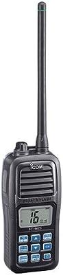 Icom IC-M23 # 04 EUR-1 VHF marina flotante y el parpadeo 5W