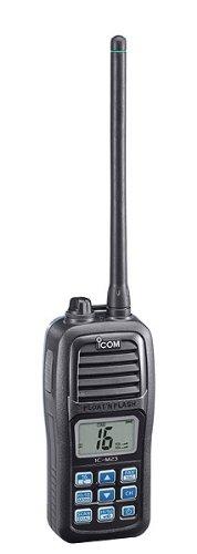 Icom IC-M23 # 04 EUR-1 VHF marina flotante y el parpadeo segunda mano  Se entrega en toda España