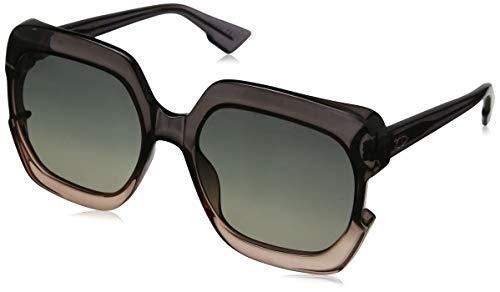 Dior Damen DIORGAIA PR 7HH Sonnenbrille, Grau Pink Grey, 58
