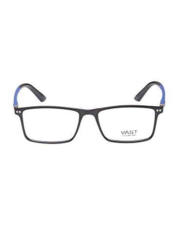 b80c9ca099 Vast Clear Glasses Rectangle Unisex Frame