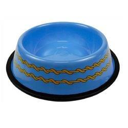 Animaux d'alimentation–Star Trek–Uniforme pour chien bowl-blue st231
