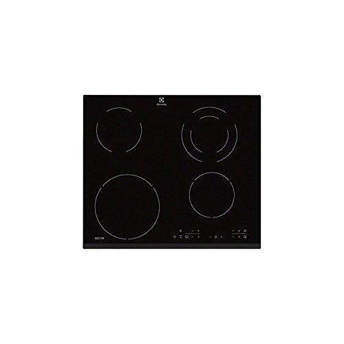 Electrolux EHG6341FOK hobs - Placa (Integrado, indución eléctrica, Negro, Sensor, 6600W, 220-240V)