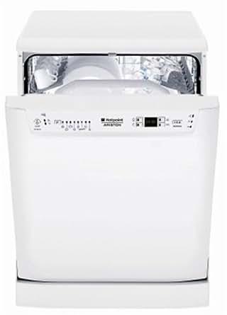 Hotpoint-Ariston LFF 8214E FR Lave Vaisselle Pose Libre 60 cm Nombre de Couverts: 14 46 dB Classe: A+ Blanc