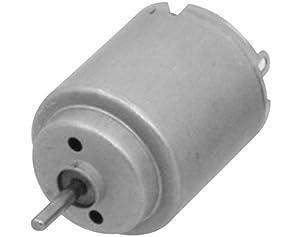 Donau Elektronik 790 Motor pequeño 2-6 VDC-Length 40, Multicolor