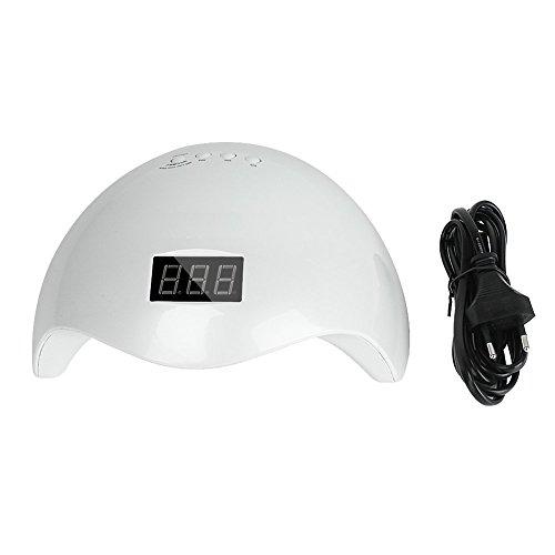 Zoom IMG-2 lampada uv led 36w asciuga