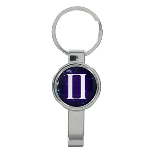 gemini-zodiac-cap-remover-keyring-with-free-gift-box