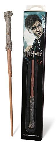 Noble Collection- Réplica Varita Harry Potter, Multicolor (NOBHPN00001)