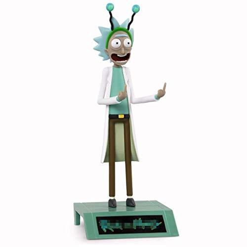 YYHSND Modelo de Personaje Rick y Moti decoración de muñecas Juguetes Recuerdos/Regalos/colección/artesanía...