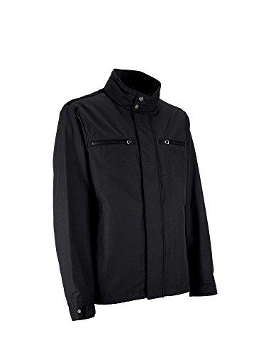 Geox Man Jacket, Manteau Homme Noir