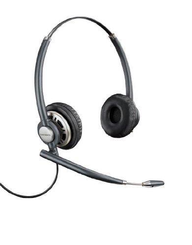 Plantronics Headset EncorePro binaural (HW301N/A) (Plantronics Supra Headset)
