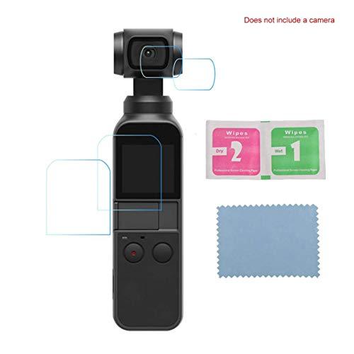 Banbie 2 STÜCKE Kamera Schutzfolie Objektiv Film Set Für DJI Repair Zubehör