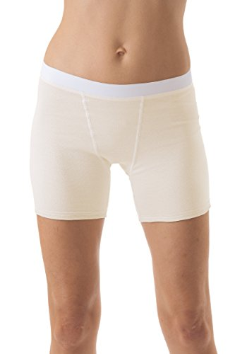 Trigema Trigema Damen Funktions-pants - Base Layers De Sport - Mixte Blanc