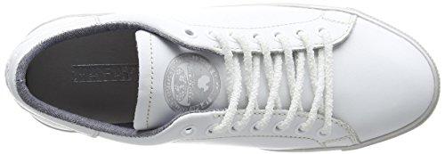 Napapijri Minna, Baskets Basses femme Blanc - Weiß (white N29)