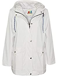 eb1150984 Amazon.co.uk  White - Coats   Jackets   Girls  Clothing