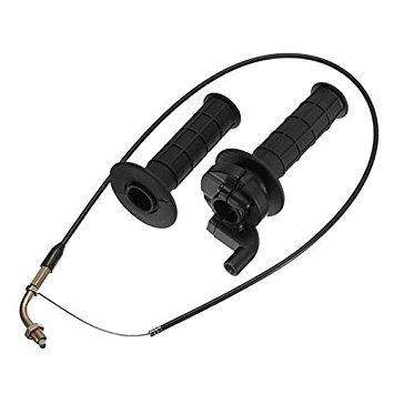 cable y mangos - TOOGOO(R)conjunto de cable de giro y punos de...
