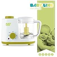 Appetitissime Baby Line–Mixeur cuiseur vapeur 2en 1250W
