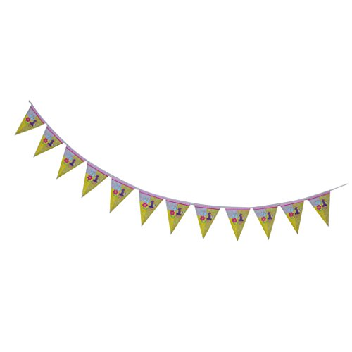 Generic DIY 1. Geburtstags-Party-Bevorzugungen Babyparty-Kuchen-Deckel-Party Bunting Flagge # 1 (Bevorzugungen Babyparty Für Eine)
