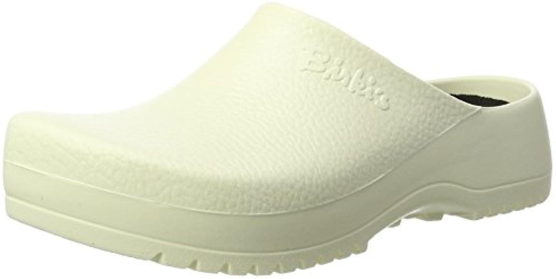 Birki White SUPER White Birki 68021, Chaussures mixte adulteB0013VSYLWParent 6649fa