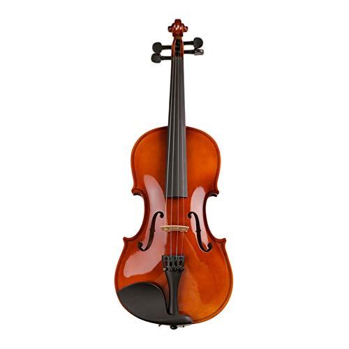 QWEYA Neue Violinstrumfang Professional Instrument 1 1/41/41/4/4/4/41/16 Stradivari Violinkinder,1/8