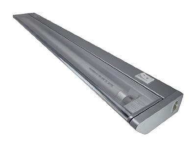 Edle 13W Aluminium Unterbauleuchte Schwenkbar 591mm Anbauleuchte Aufbauleuchte Lichtleiste Vitrinenleuchte Werkstattleuchte Arbeitsleuchte