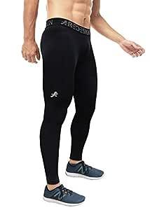 ReDesign Apparels Men's Nylon Compression Pants