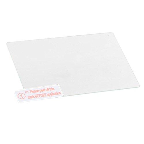 Sharplace LCD Displayschutz Glas Displayschutzfolie für Fuji X-E3 / XE3