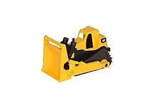 Toy State Cat Vehículo de Obras públicas y construcción  Mini Workers Bulldozer