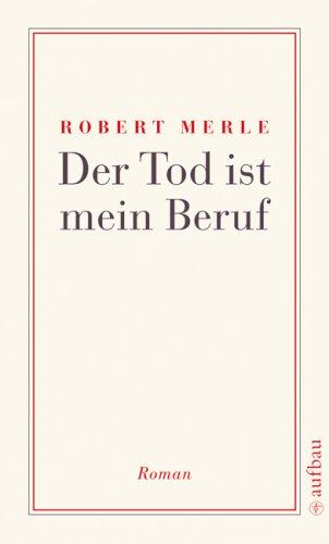Aufbau Taschenbuch Der Tod ist mein Beruf: Roman