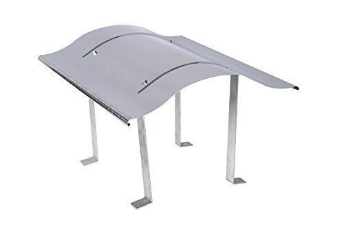 Schornsteinabdeckung Kaminabdeckung Kaminhaube Regenhaube Standardgrößen 1mm