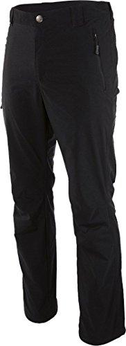 CRIVIT® Herren Trekkinghose imprägniert mit BIONIC FINISH ECO® (Gr. 54, schwarz)