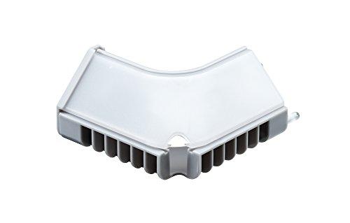 Preisvergleich Produktbild Corner Profil Inside Edge 2er Pack Grau,  Kunststoff überstreichbar,  tapezierbar