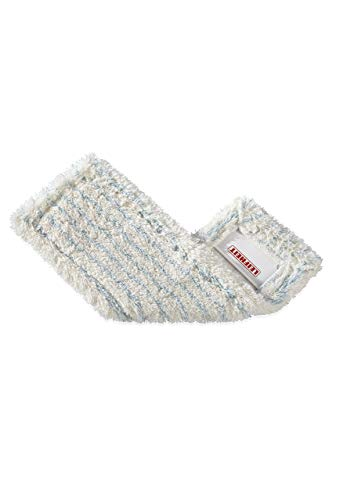 Leifheit Wischbezug Profi cotton plus, aus Baumwoll- & Suprafasern, saugfähiger Bodenwischer Ersatzbezug, Wischer Ersatzbezug für Steinböden & Fliesen