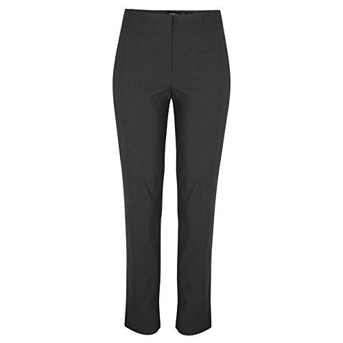 Robell Marie Bengalin Pantaloni, colore: marrone scuro Antracite