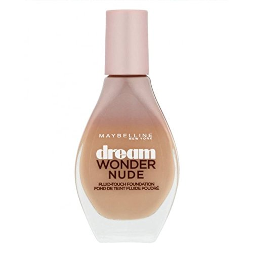 Maybelline New York Dream Wonder Fluid-Touch Foundation 20ml - 21 Nude